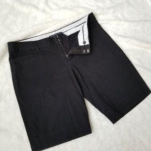 Black GAP Bermuda Shorts